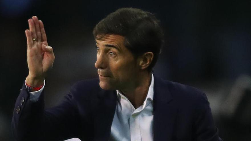 Marcelino, candidato al banquillo del Tottenham