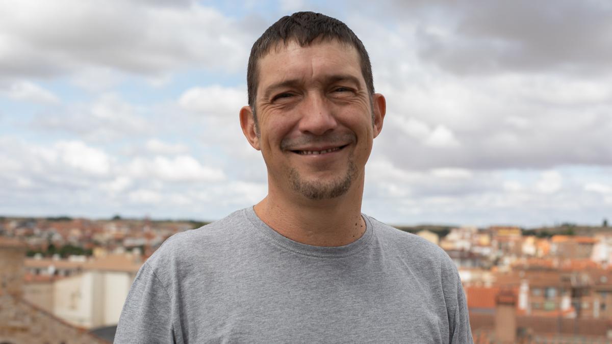 Pepe Calvo, director del Museo Etnográfico de Castilla y León.  