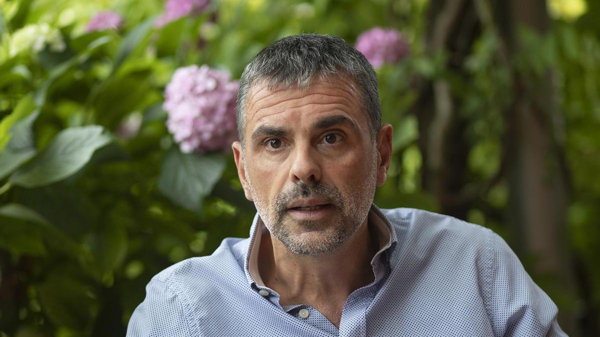 El polític figuerenc Santi Vila