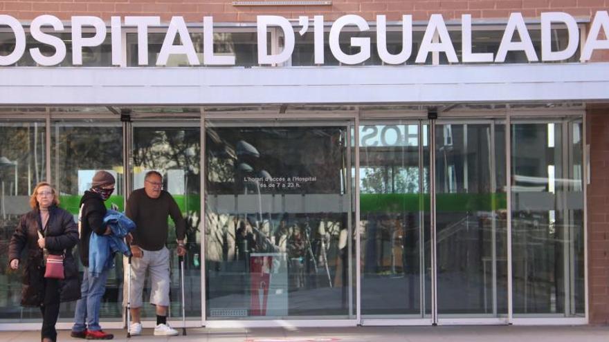 Els municipis de la Conca d'Òdena sol·liciten l'ús d'un edifici privat com a hospital de campanya