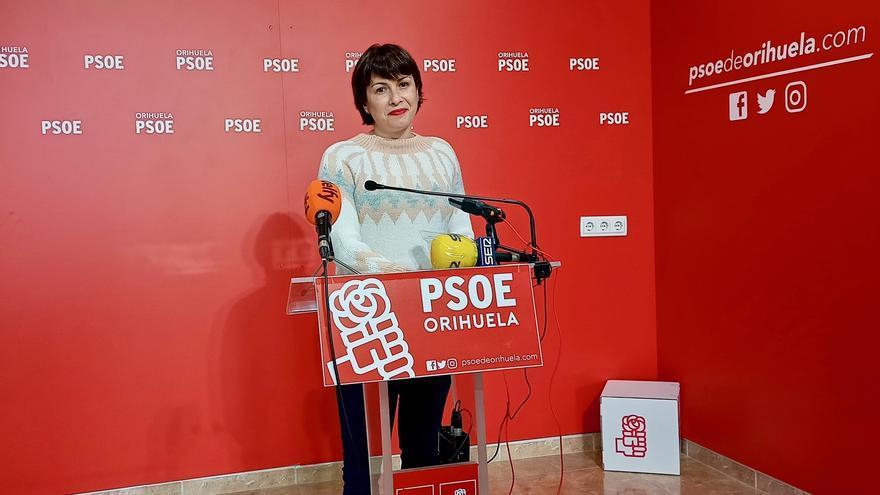 El PSOE de Orihuela reclama explicaciones a Bascuñana sobre el retraso de la tramitación y pago de las ayudas del Plan Resistir