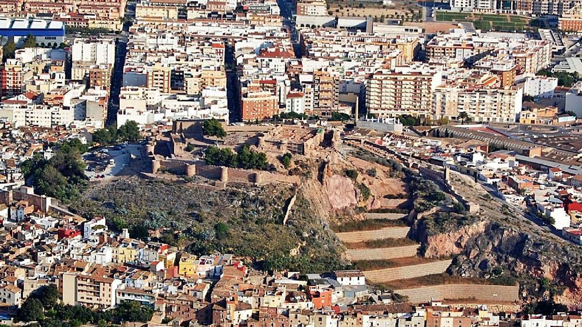 Vista general de Onda, población desde donde se emite el programa de este martes de 'La Panderola'