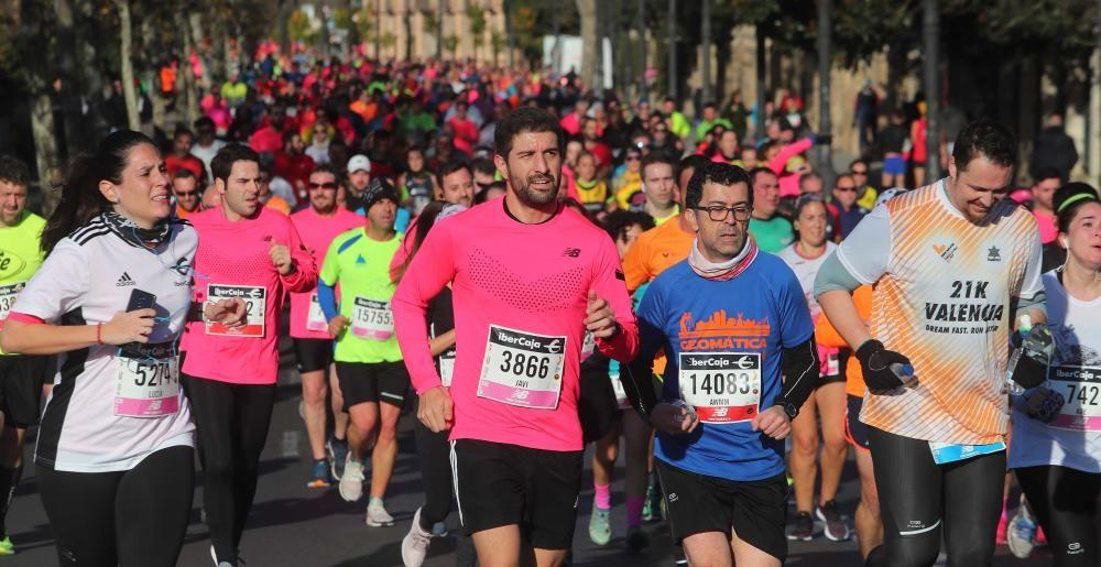 Búscate en la 10K Valencia Ibercaja 2020