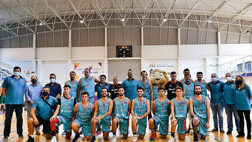 El Rincón Basket Club presentó su equipo de categoría senior