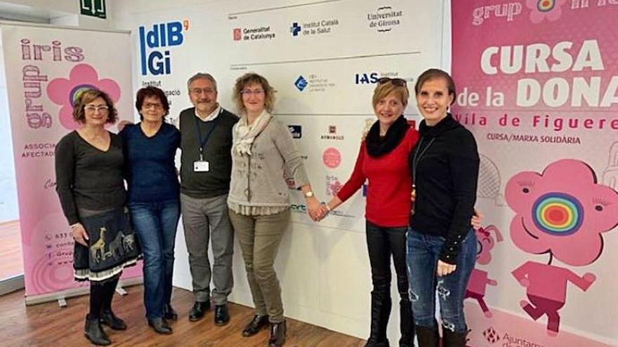 El Grup Iris fa una donació a Investigació Biomèdica del Trueta