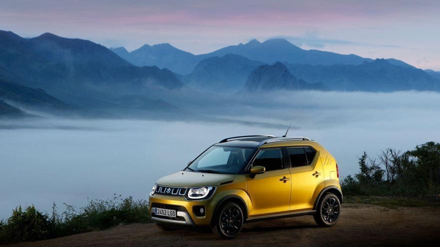 Todos los detalles y galería de imágenes del nuevo Suzuki Ignis