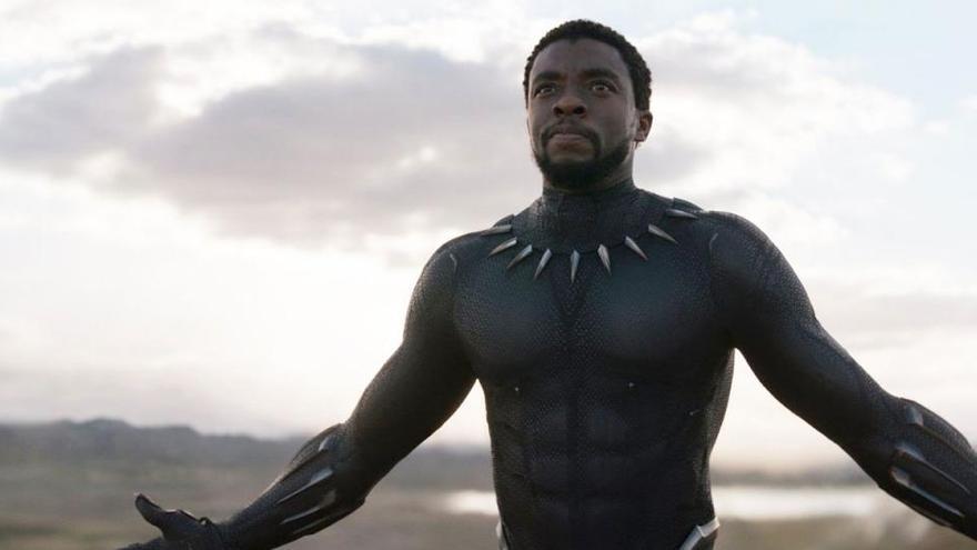 Mor als 43 anys Chadwick Boseman, protagonista de 'Black Panther'