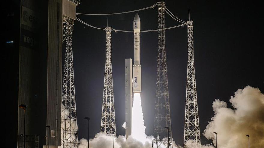 Fracassa la missió del satèl·lit espanyol «Ingenio» per una fallada al coet