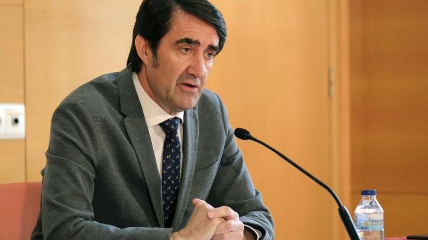 Suárez-Quiñones, consejero de Medio Ambiente.