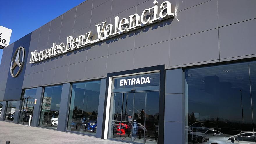 """Mercedes-Benz Valencia recibe el sello de """"Centro Protegido Frente al Covid-19"""""""