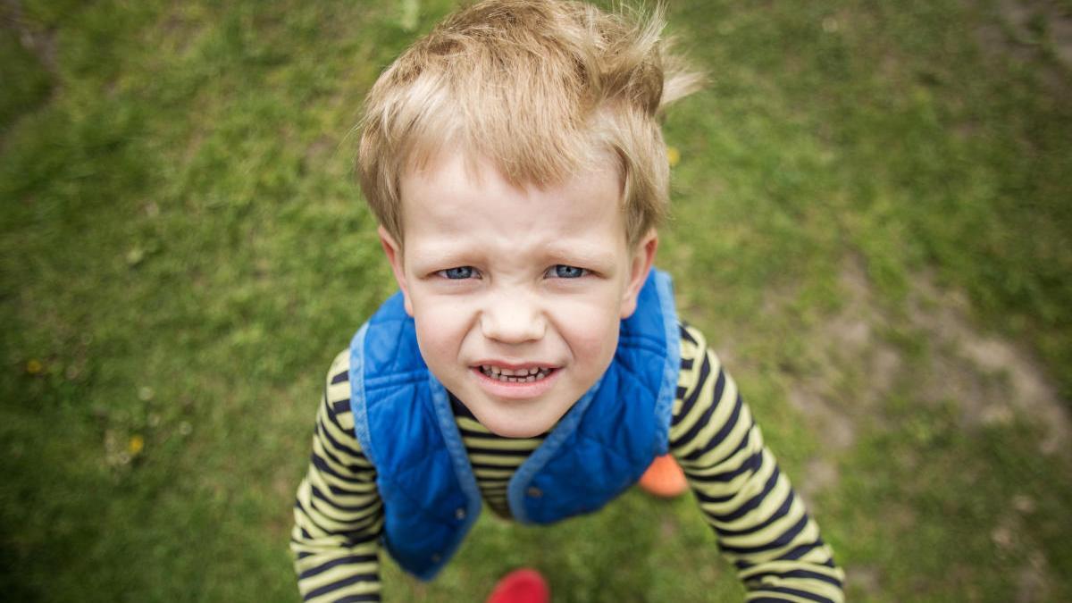 Los niños de alta demanda necesitan más atención de los padres.