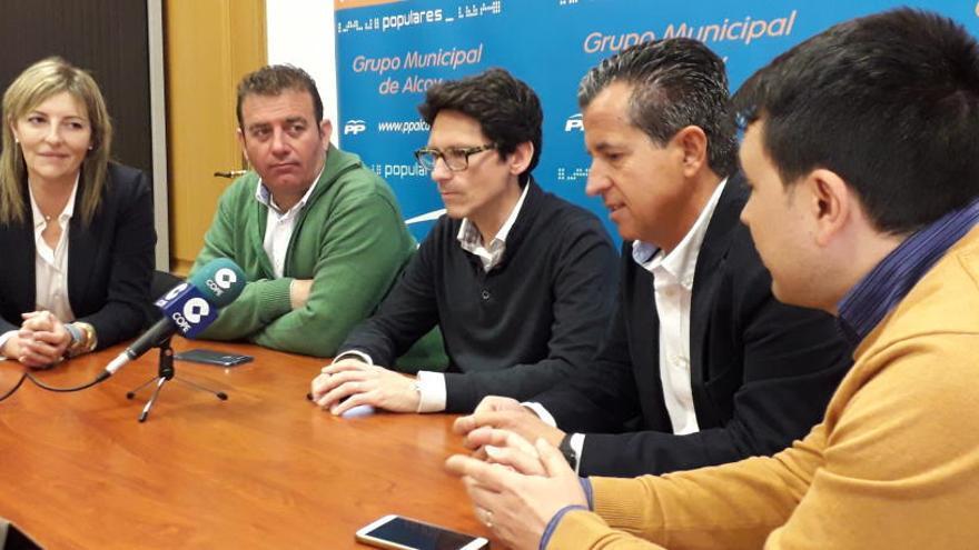 Los concejales Amalia Payá y Edu Tormo seguirán en la lista del PP en Alcoy