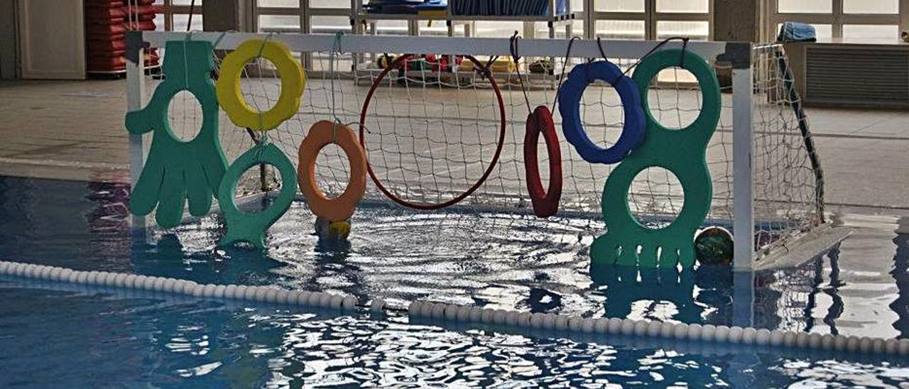 Instalaciones de la piscina cubierta de Godella. | L-EMV