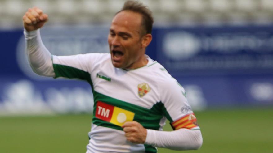 Nino, tercer jugador con más edad que marca en el fútbol profesional