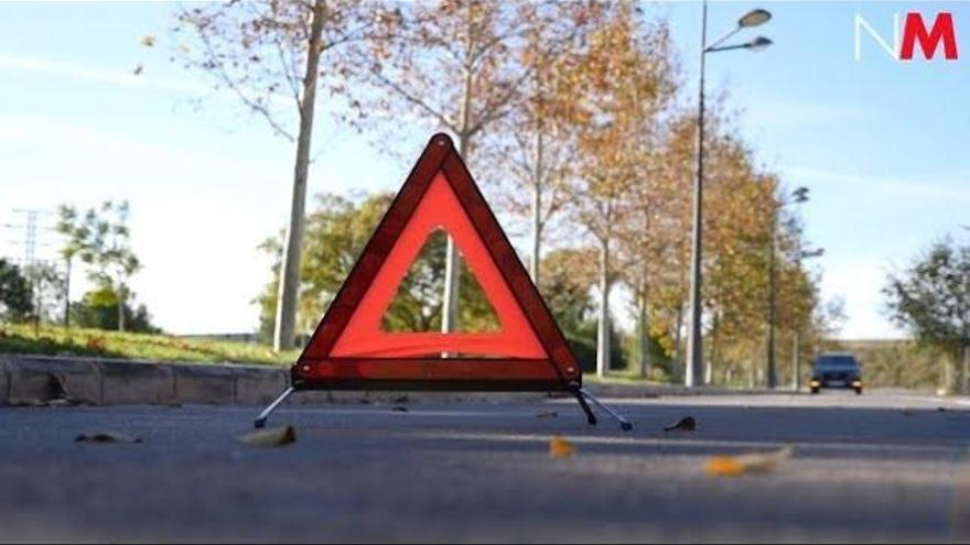 V16: La nueva luz de emergencia que sustituye a los triangulos y que va a ser obligatoria