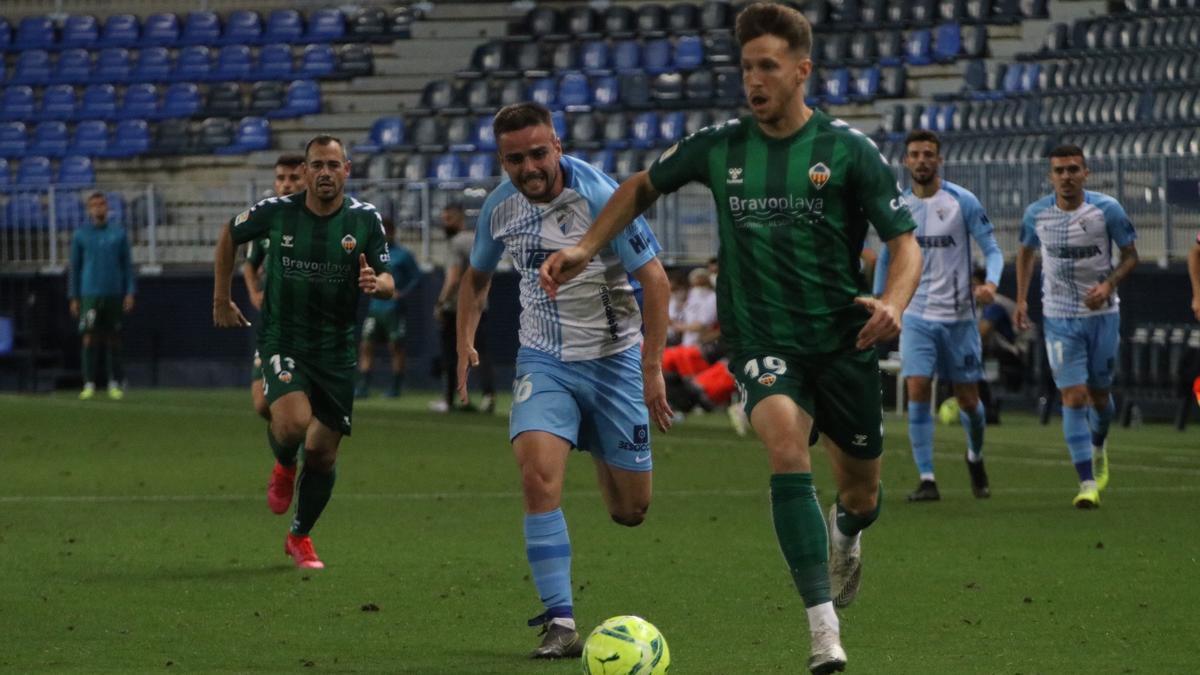 LaLiga SmartBank | Málaga CF 3-0 CD Castellón