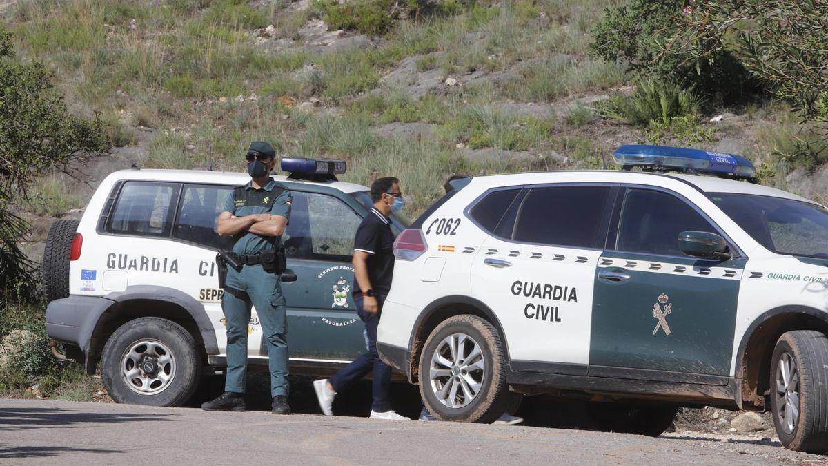 La Guardia Civil en una foto de archivo.