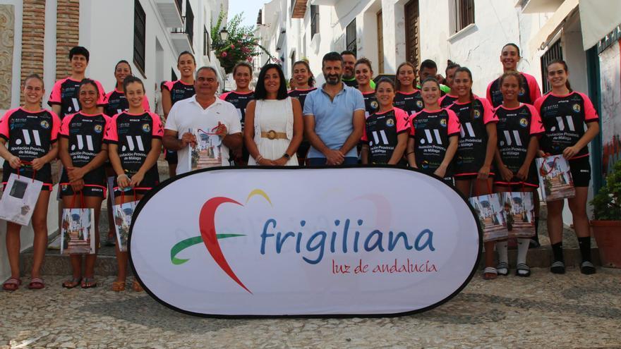 Frigiliana, nuevo patrocinador del Costa del Sol Málaga