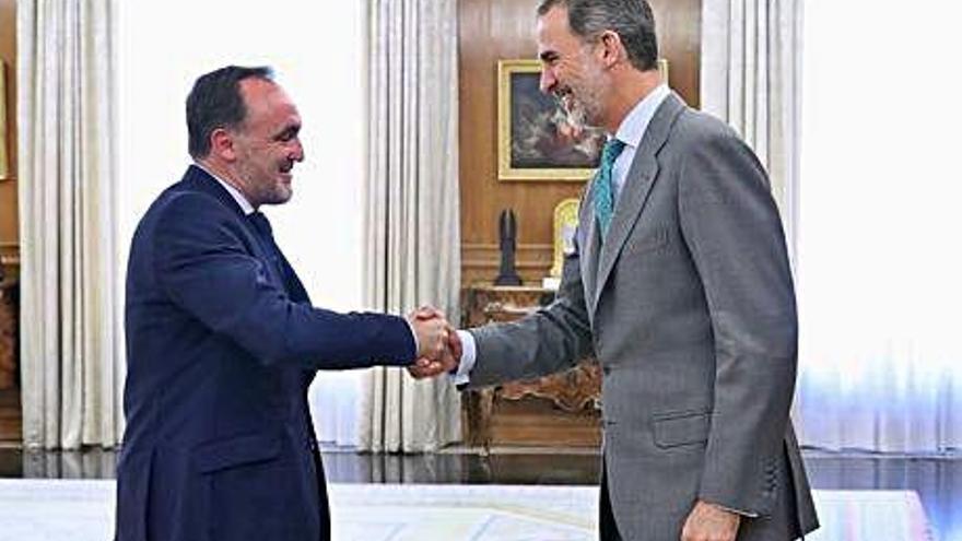 UPN donarà suport a la investidura de Sánchez a canvi del seu a Navarra