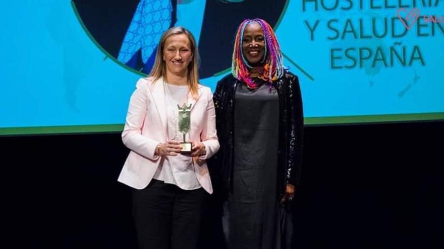Premien la presidenta de Guitart Hotels com a Dona Líder en Hostaleria i Salut