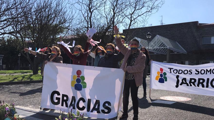 """""""Todos somos Jarrio"""" lleva su lucha a Oviedo: se manifestará el 20 N"""