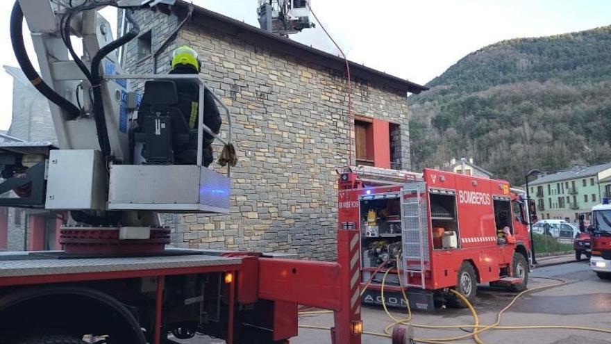 La DPH apuesta por tener el servicio de extinción de incendios operativo las 24 horas