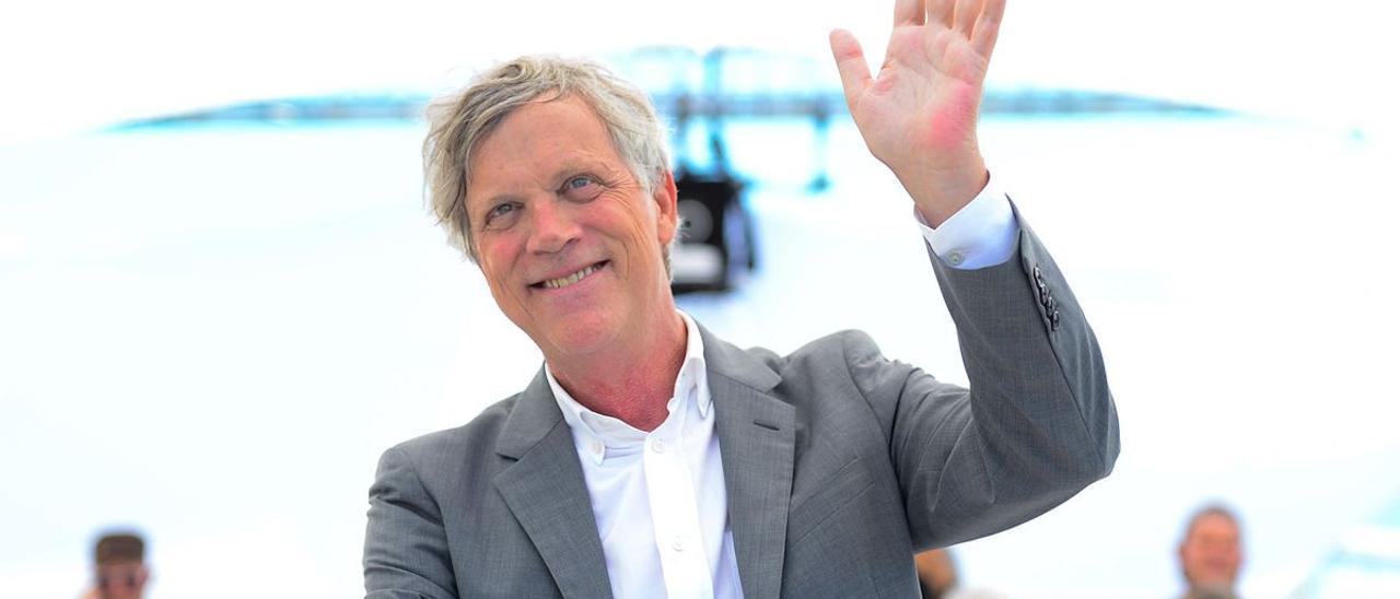 Todd Haynes, tras la presentación de su documental 'The Velvet Underground'' en Cannes.