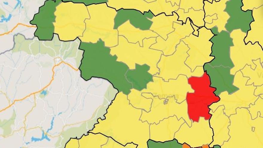 Lista de los pueblos de Zamora que finalmente optan a la fase 1 de desescalada