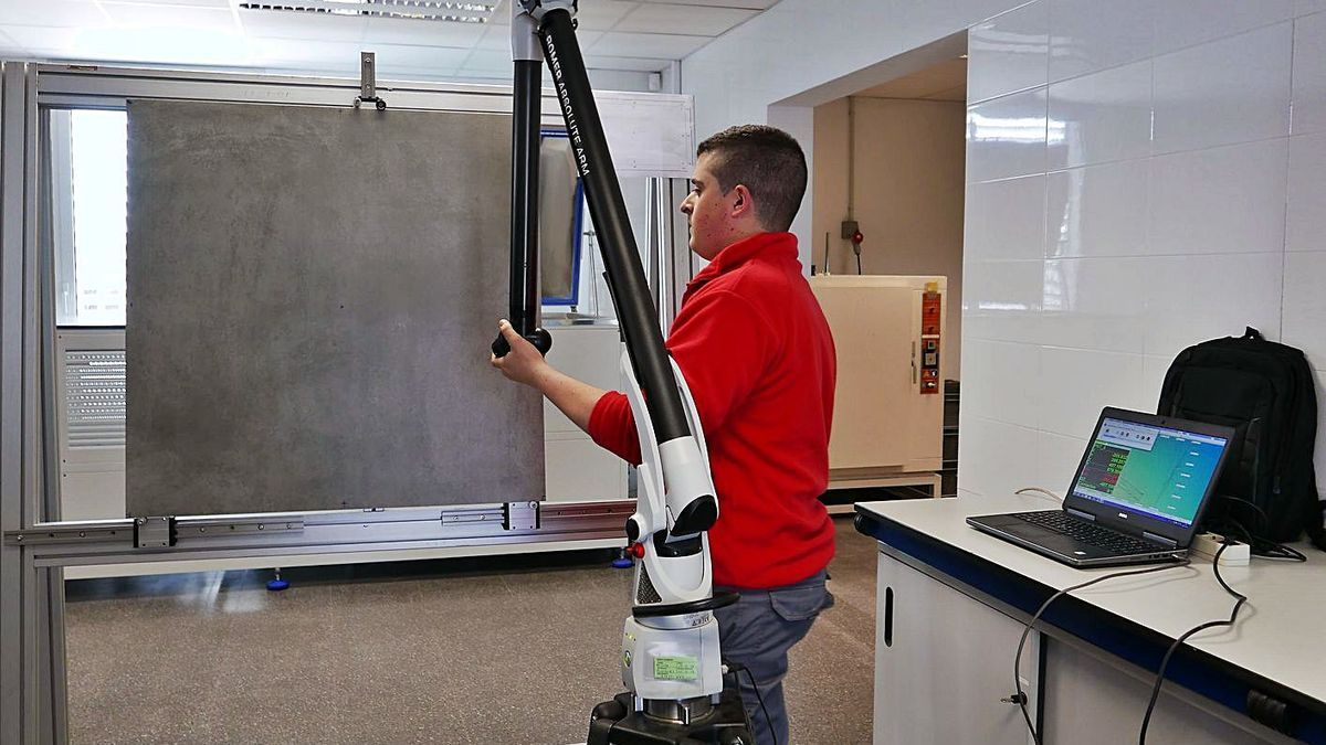 El ITC canaliza el uso de baldosas de de gran formato para pavimentos