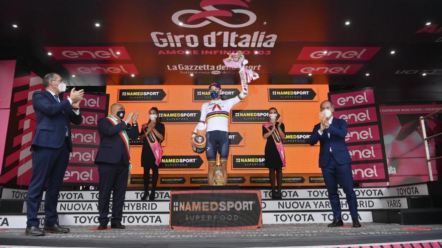Las imágenes de la 14ª etapa del Giro de Italia