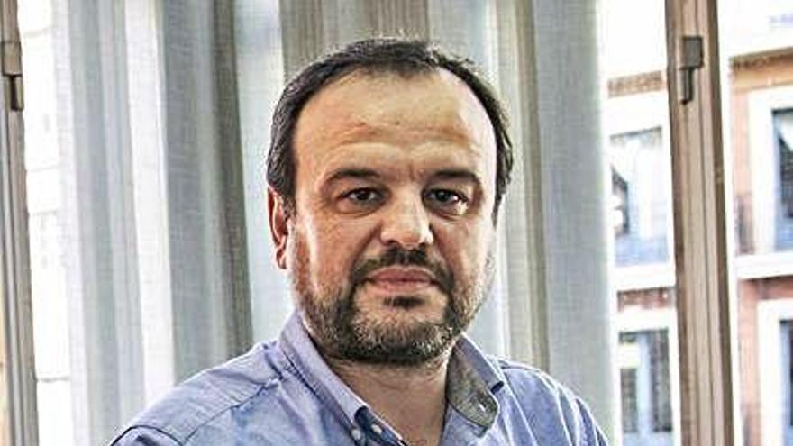Martínez Paramio opta a la reelección al frente de UGT FICA