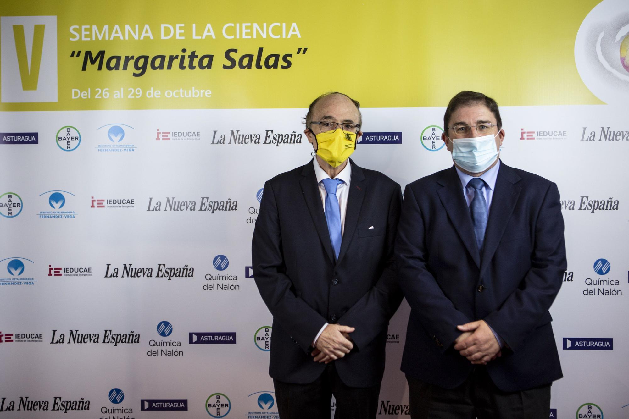 López Muñiz participa en la Semana de la Ciencia de LA NUEVA ESPAÑA
