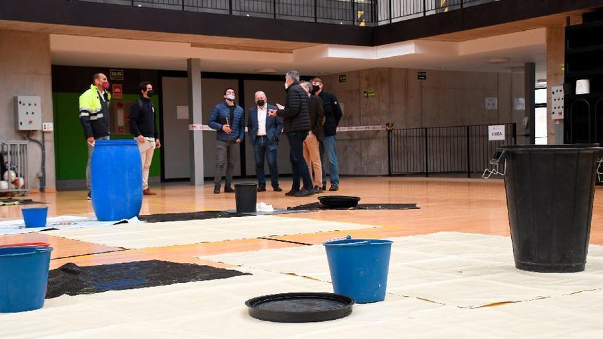 Destinan 1,2 millones a reparar el techo del centro de tecnificación de Vila-real