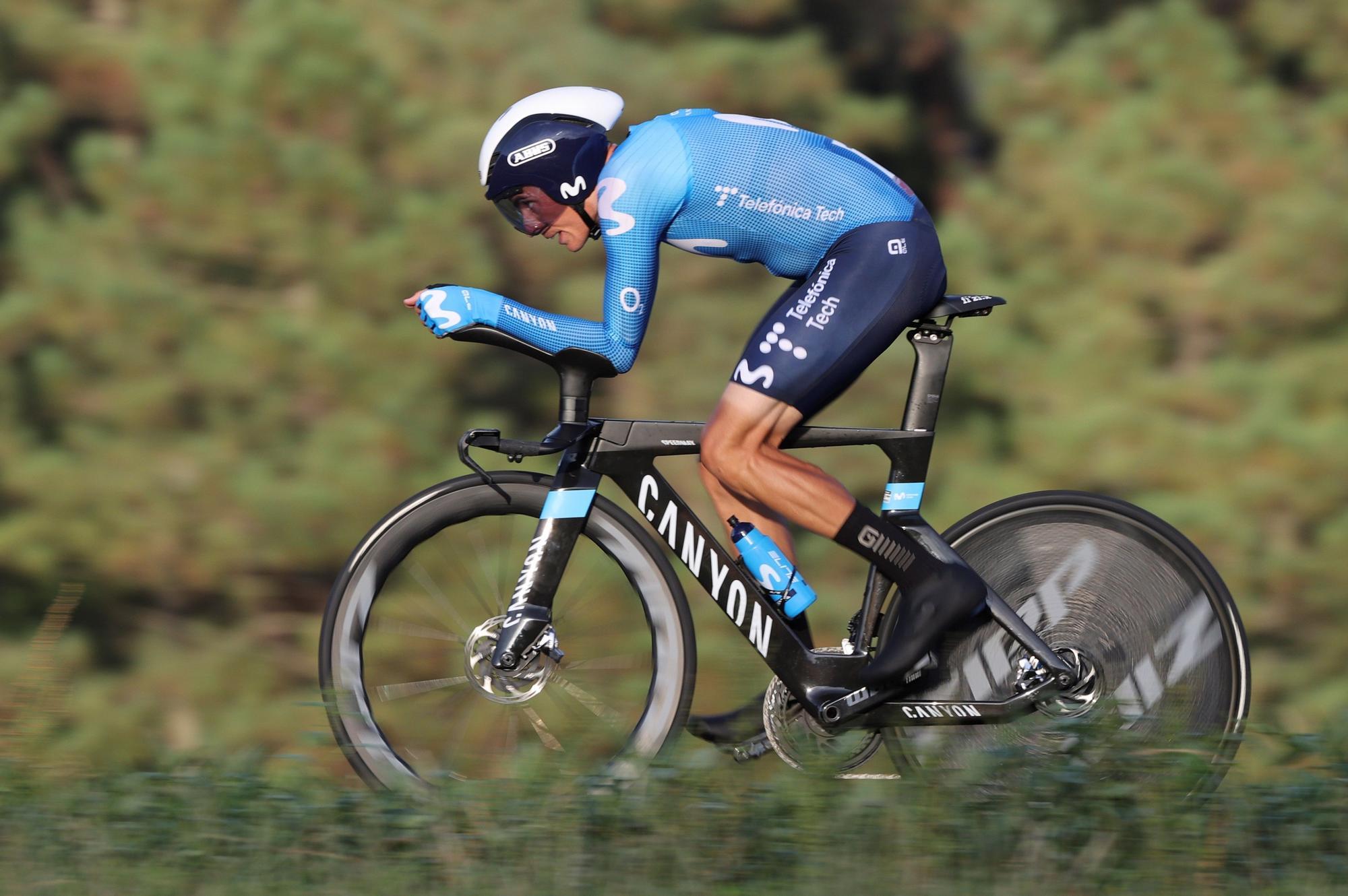 Etapa final de la Vuelta a España: Padrón - Santiago de Compostela