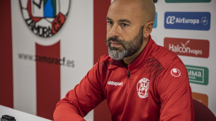 """El Zamora CF necesitará una """"mejor versión"""" para ganar al Guijuelo en el Ruta de la Plata"""