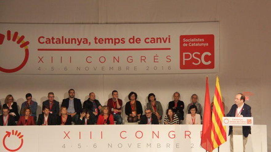"""Iceta reivindica Catalunya com a nació sense renunciar """"a un projecte per a Espanya"""" del PSC"""