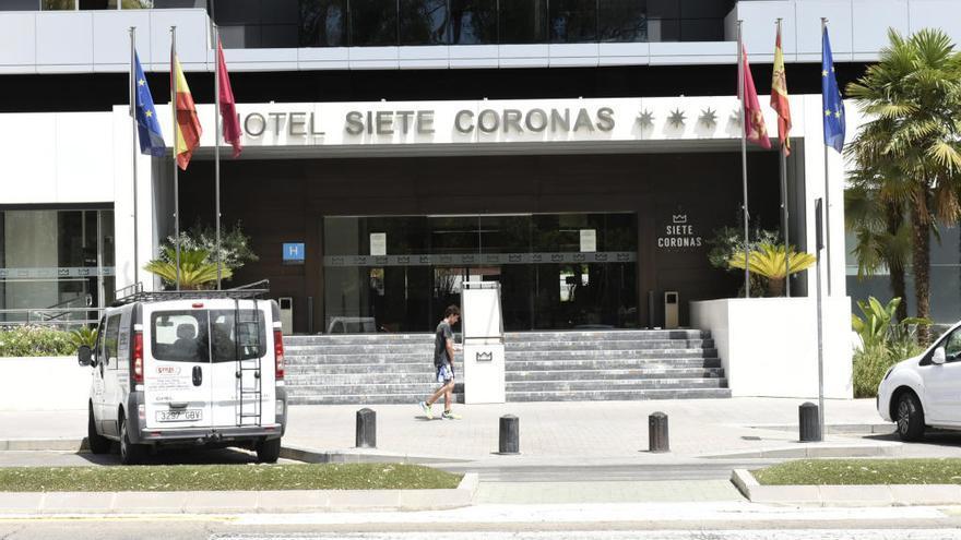 Barceló gestionará el hotel Siete Coronasde Murcia