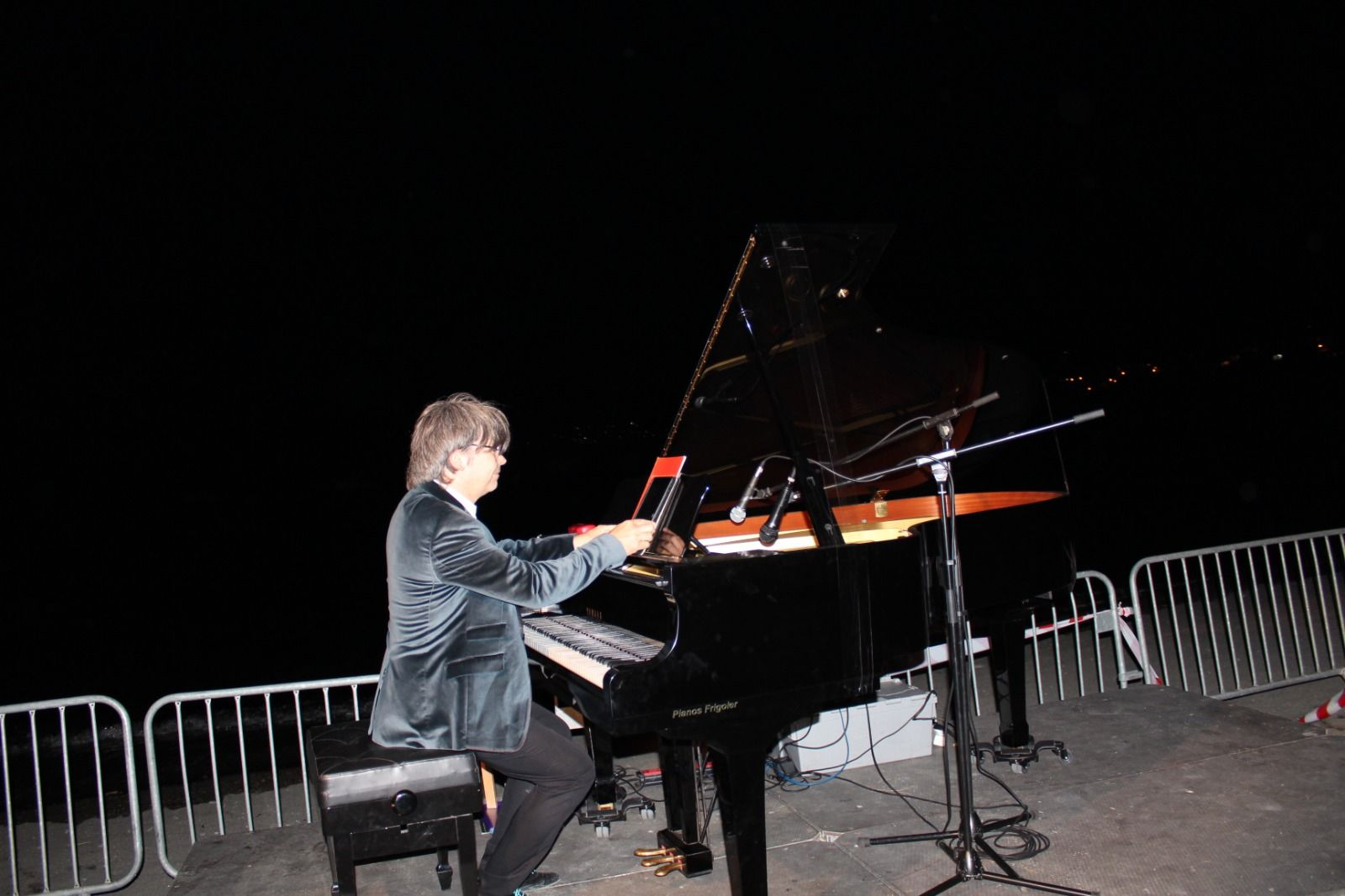 Concert de piano d'Stephan Demay