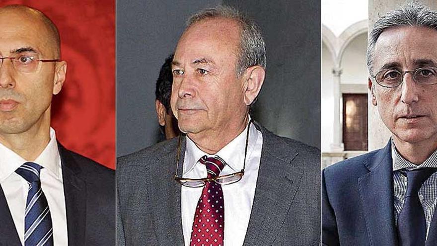 Consejos por podcast de los jueces contra la corrupción en Baleares