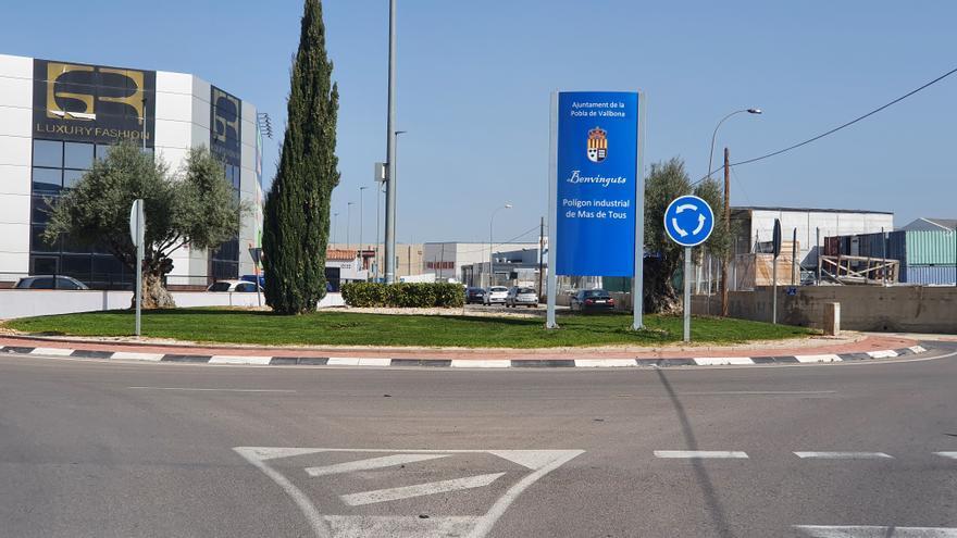 La Pobla de Vallbona invertirá medio millón de euros en sus áreas industriales