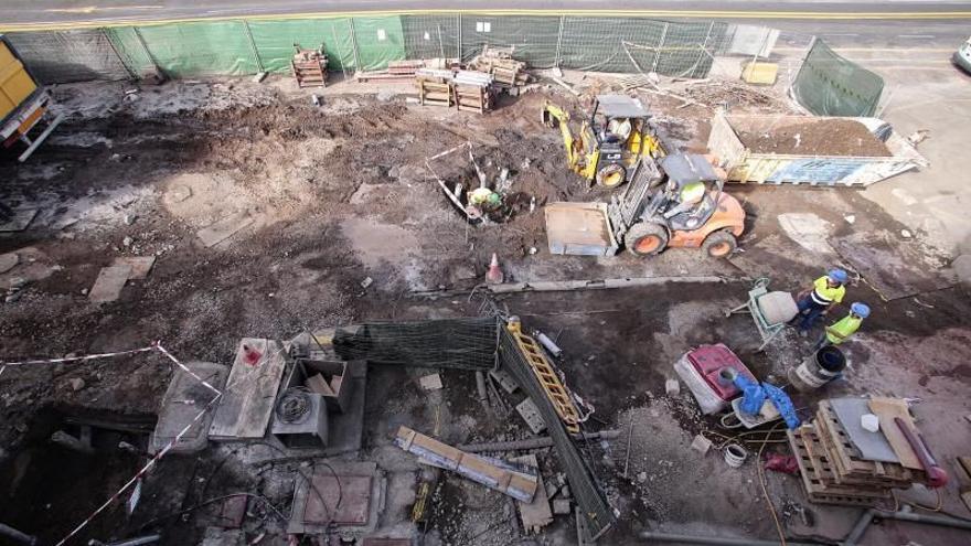 El Cabildo de Tenerife adjudicó trece obras en el último año