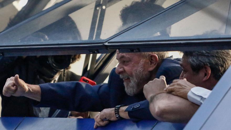 Un juez del Supremo anula todas las sentencias contra Lula da Silva