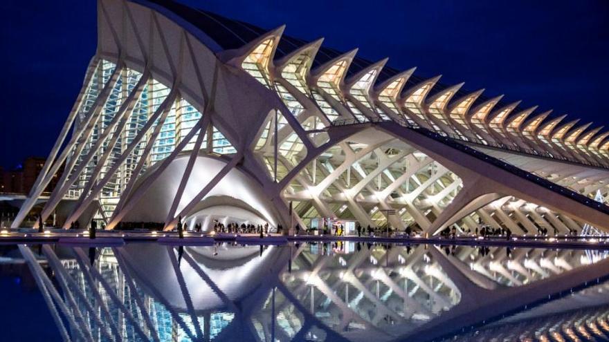 València Ciudad De Las Artes Y Las Ciencias Levante Emv