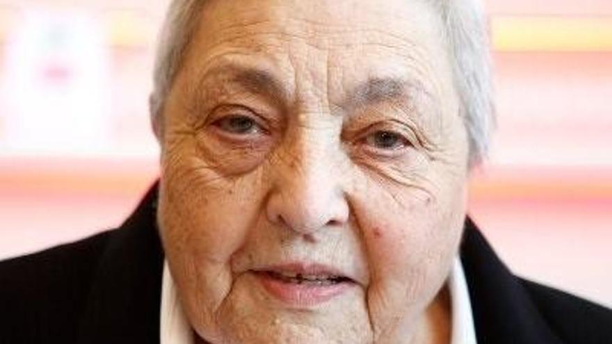 Muere a los 84 años Núria Gispert, histórica activista y política catalana