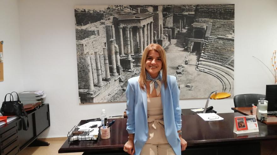 Marta Gómez: «La Uned también cumple una función social muy importante»