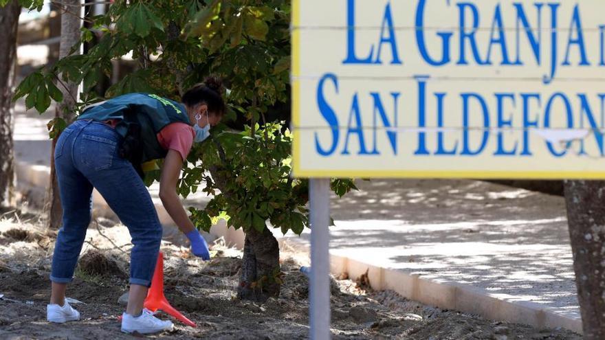Un hombre mata a su expareja a puñaladas en Segovia