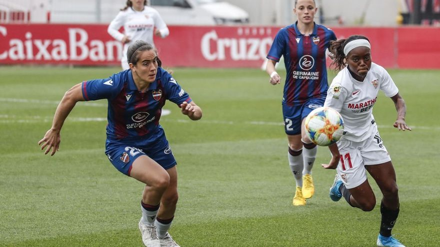 La central cordobesa Rocío Gálvez se acerca al Real Madrid