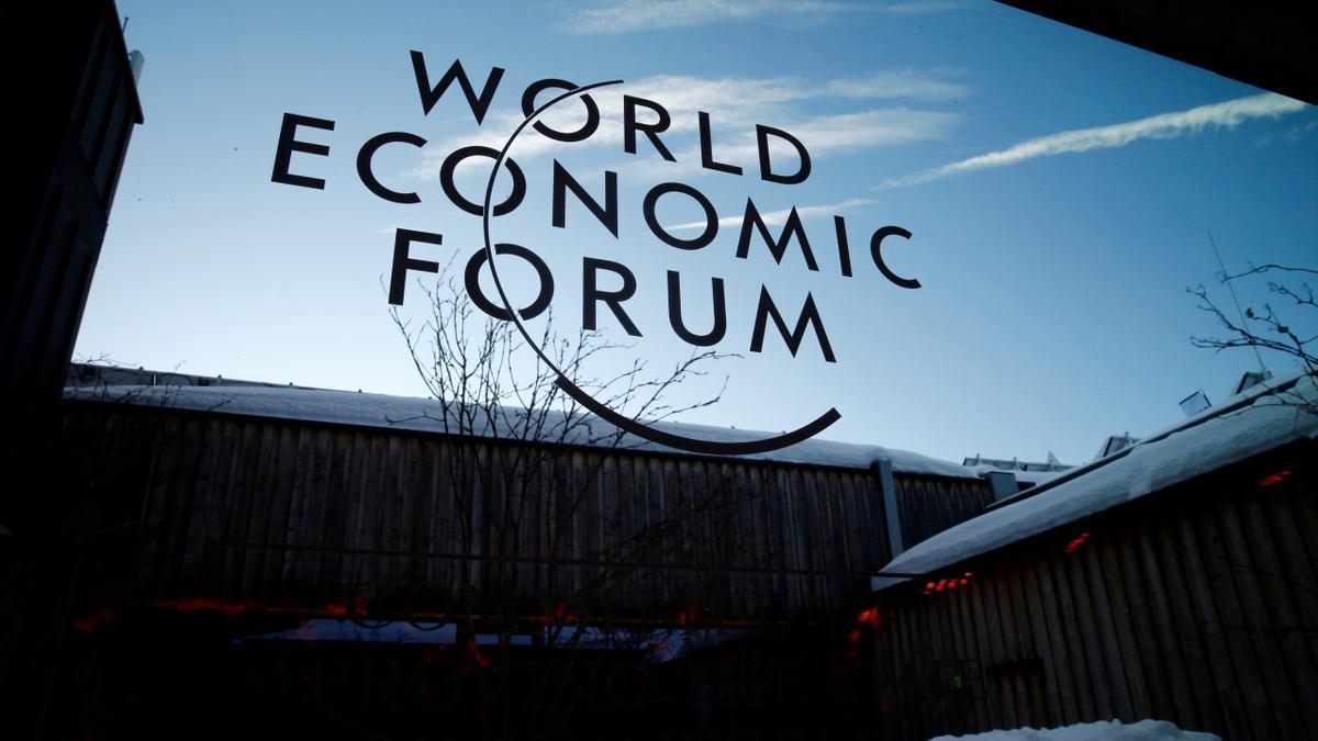 Foro Económico de Davos.