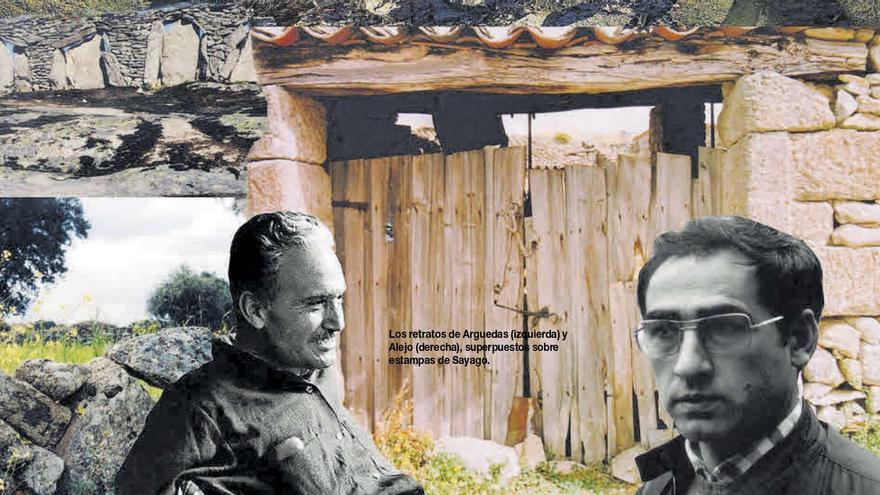 El amor a Sayago, nexo que une al antropólogo José María Arguedas y al poeta Justo Alejo
