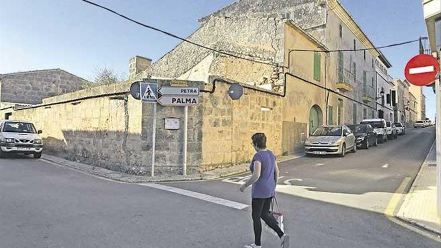 In Ariany entsteht ein neues schmuckes Dorfhotel